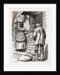 Couldn't I Sleep in De Kitchen?, 1880 by Anonymous