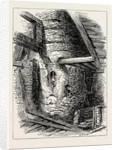 Part of Old London Wall, Near Falcon Square, 19th Century by Anonymous