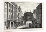 Temple Bar And the Devil Tavern by Anonymous