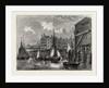 Billingsgate, View 1820 by Anonymous