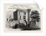 Old Gateway At Stepney by Anonymous