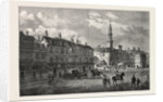 Cornhill in 1630, 19th Century by Anonymous