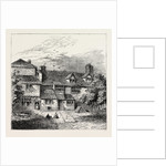 Sir Walter Raleigh's House by Anonymous