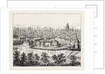 London From Islington, 1753 by Anonymous