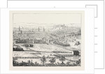 London From Islington, West End by Canaletti