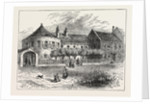 White Conduit House About 1820 by Anonymous
