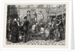 A Play in A London Inn Yard, in the Time of Queen Elizabeth by Anonymous