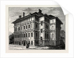 Old Craven House, 1800 by Anonymous
