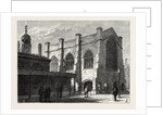 Lincoln's Inn Chapel by Anonymous