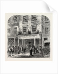 The Old Adelphi Theatre by Anonymous