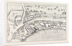 The Strand in 1560 by Anonymous
