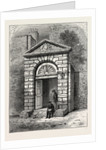 Entrance to Westminster School by Anonymous