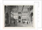 The Lobby of the House of Commons by Anonymous