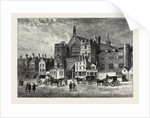 Westminster Hall, 1808 by Anonymous