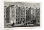 Schomberg House, 1820 by Anonymous