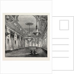 The Ball-room, Willis's Rooms by Anonymous