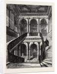 The Grand Staircase, Chesterfield House by Anonymous