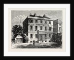 Apsley House in 1800, 19th Century by Anonymous