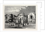 The Middlesex Hospital by Anonymous