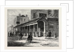 The Chelsea Bun-house, 1810 by Anonymous