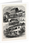 Old Chelsea in 1750 by Anonymous
