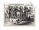 Old Gore House, in 1830 by Anonymous