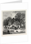 The halfway House, Kensington, 1850 by Anonymous