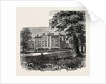 Kensington Palace, from the Gardens by Anonymous