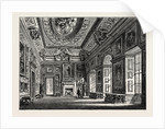 Queen Caroline's Drawing-room, Kensington Palace by Anonymous