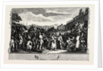 The Idle Apprentice Executed At Tyburn by Anonymous