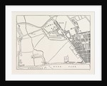 Map of Paddington, in 1815 by Anonymous