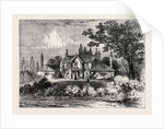 Mrs. Siddons' House At Westbourne Green, I800 by Anonymous