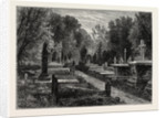Kensal Green Cemetery by Anonymous