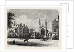 St. Katharine's Hospital London by Anonymous