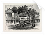 The white Hart, Knightsbridge, 1820 by Anonymous