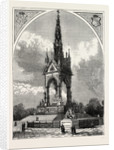 The Albert Memorial London by Anonymous