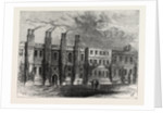 The Old Chelsea Manor House by Anonymous