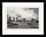 London Bridge, 1756 by Anonymous