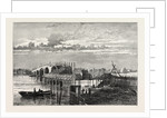 Blackfriars Old Bridge by Anonymous