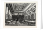 Intirior of Stationers' Hall, 1876 by Anonymous