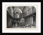 The Library of St. Paul's by Anonymous