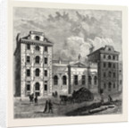Old St. Paul's School, 1750 by Anonymous