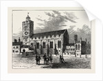 The Church of St. Michael Ad Bladum, A.D. 1585 by Anonymous
