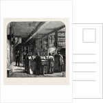 The Prerogative office, Doctors Commons, 1860, London, UK by Anonymous