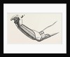 Ollieris wire splint for excision of the wrist by Anonymous