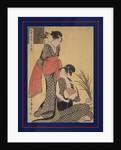 Gebon no zu [Picture of the lower class] by Utamaro Kitagawa