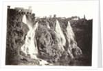 Waterfalls in Tivoli, Rome Italy by Robert Macpherson