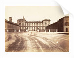 Palazzo Reale in Turin, Italy by Anonymous