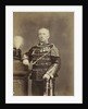 Studio Portrait of M. de Lange on Java Indonesia in his military uniform by Anonymous