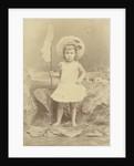 Studio Portrait of Tottie MacPherson by Woodbury & Page